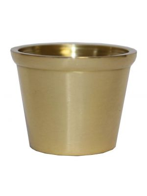 Berkeley Brass Slipper Cup