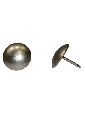 Pewter Upholstery Nails - 19mm